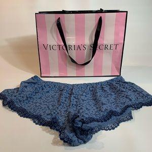 Victoria's Secret Blue Sleep Shorts